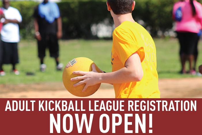 Kickball League Registration