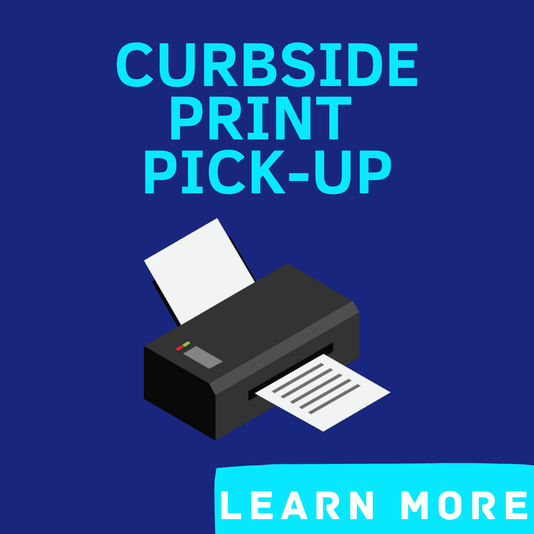 Print Pick-Up Learn More button