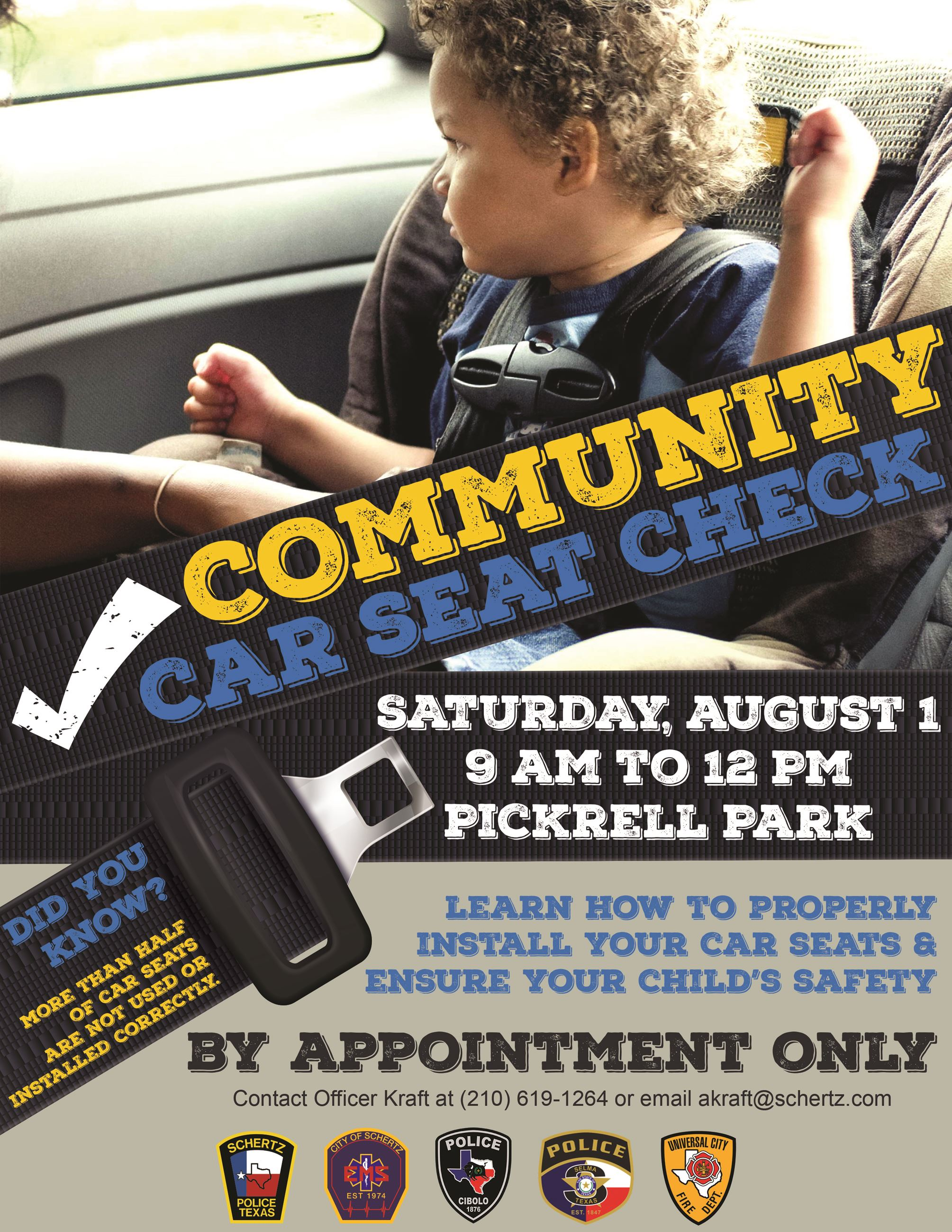Car Seat Check Event
