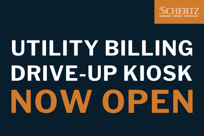 Utility Billing Kiosk Now Open