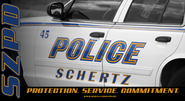 Schertz Police Department Poster
