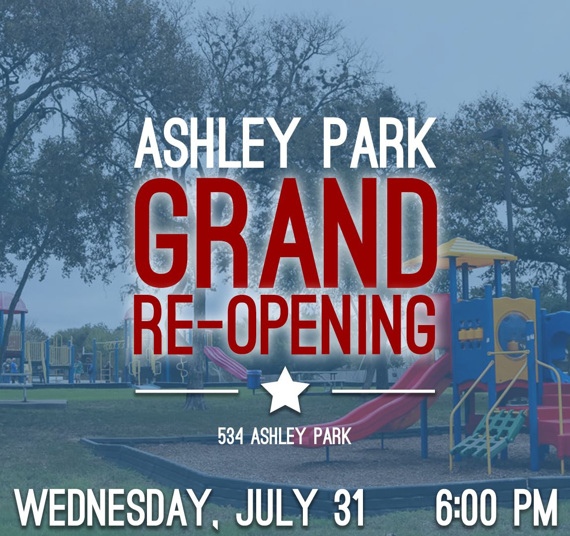 Ashley Park Grand Re-Opening