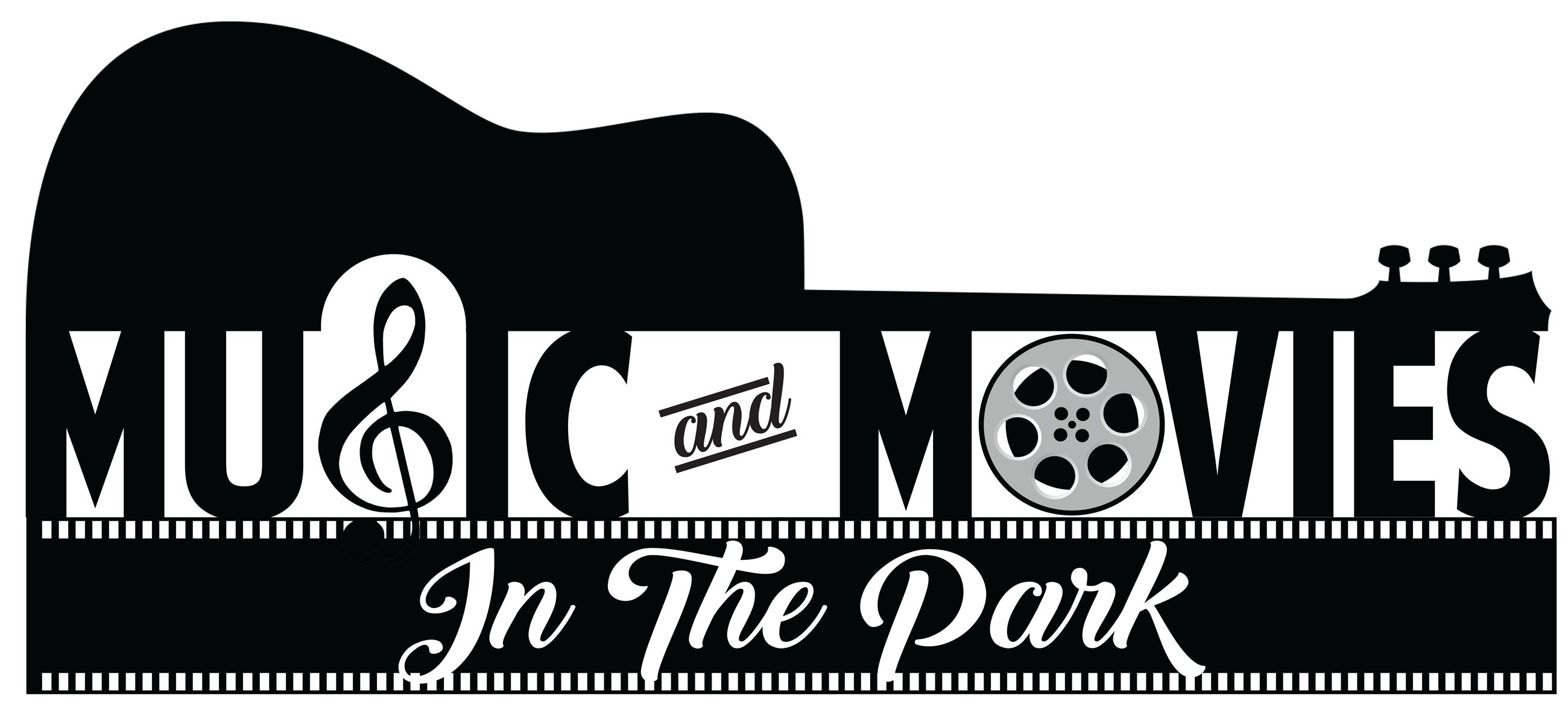 Music Movies In The Park Logo
