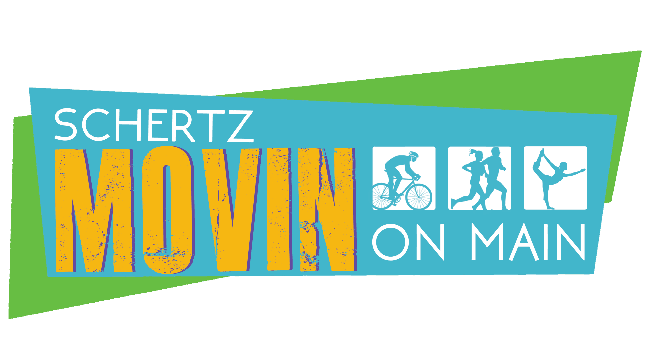Movin on Main Event Logo
