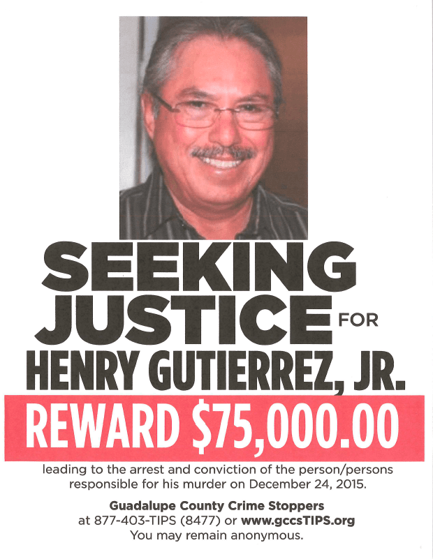 Gutierrez Reward