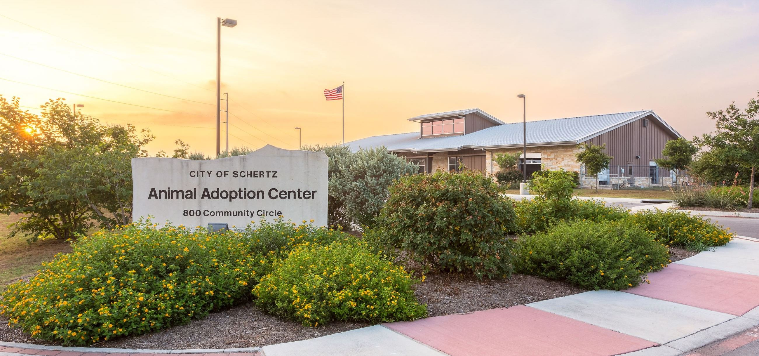 Schertz Animal Shelter