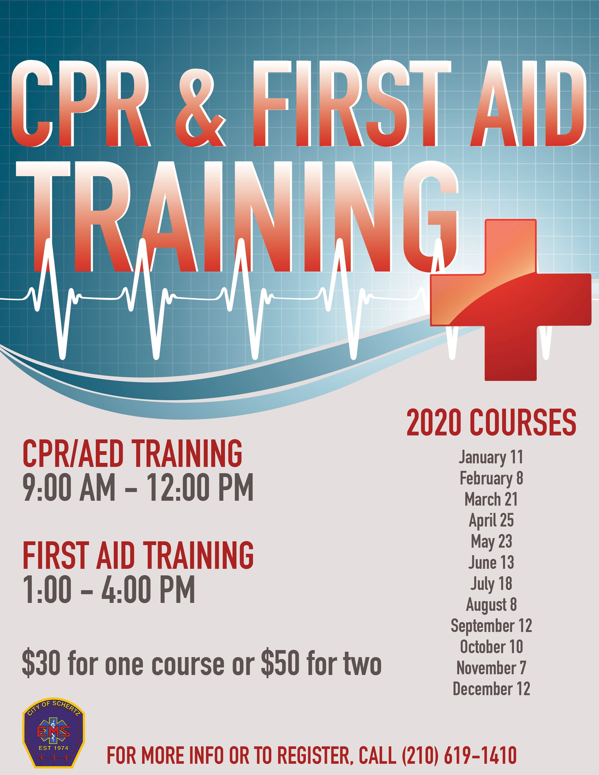 CPR-Classes